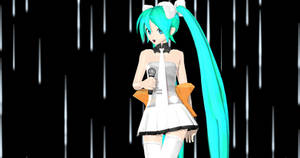 MMD: DT Orbital Elavator Miku FINISH (Now for DL) by AED1234PD