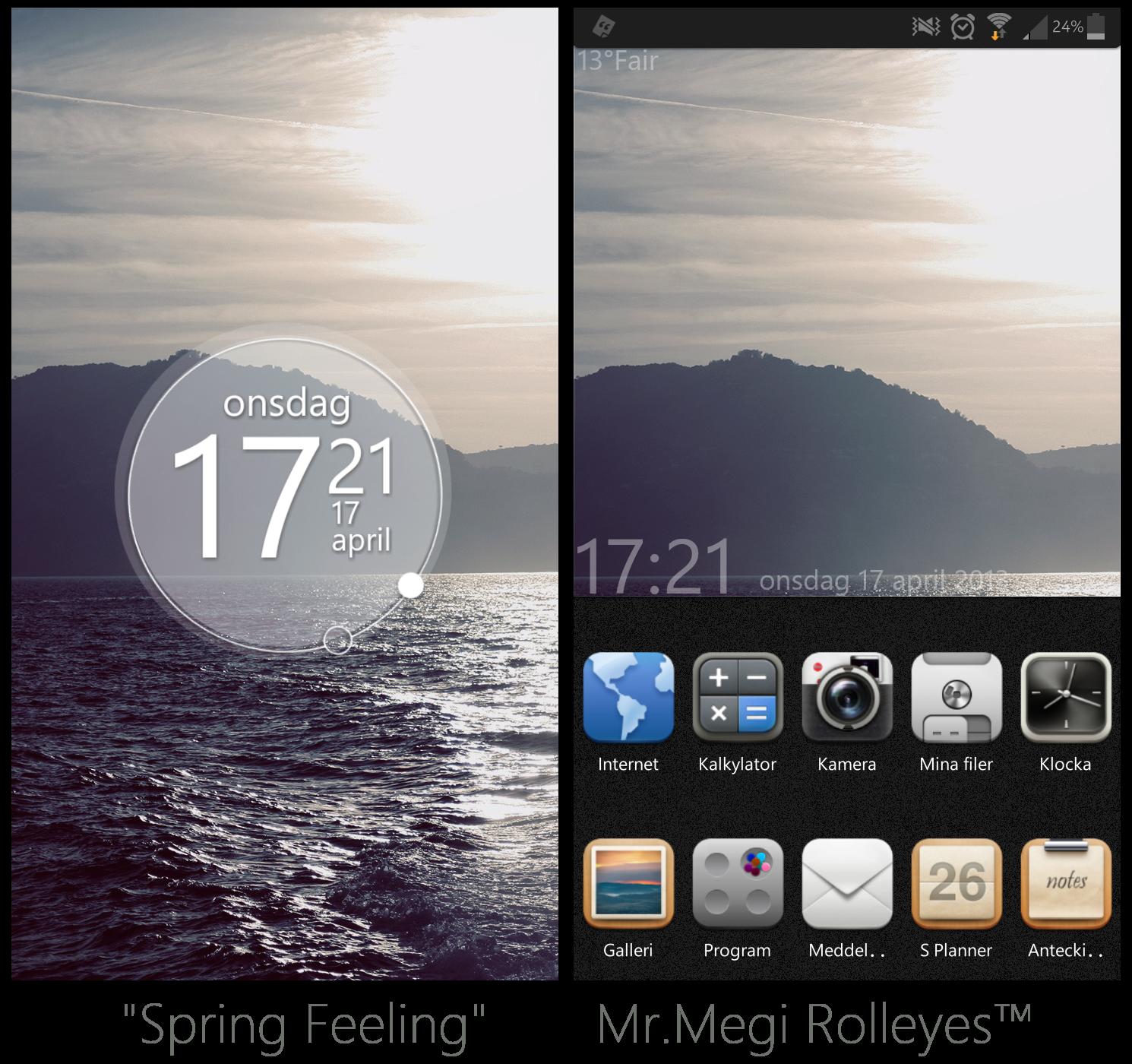Spring Feeling by MrMegi