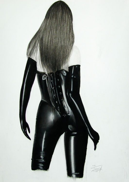 Back in Black by TimParmax