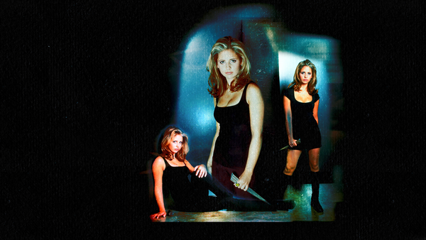 Buffy the Vampire Slayer WP by trialbymagic