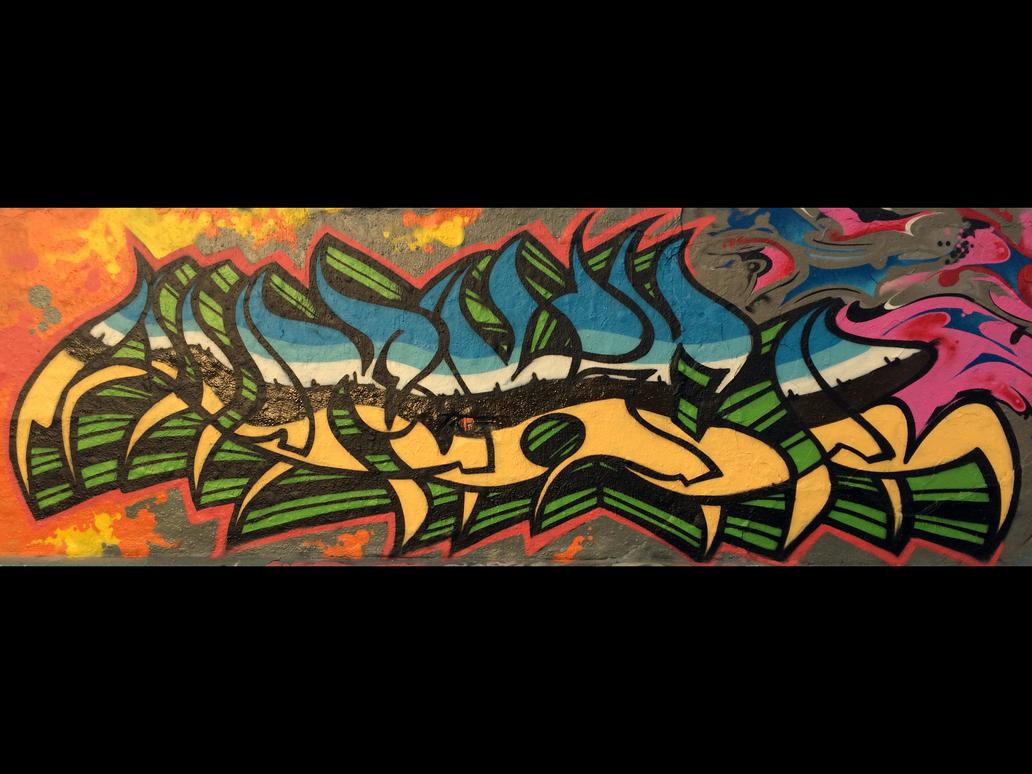 Merci Graffiti 18022017 by mercy