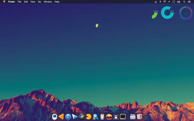 Mac OS on Desktop-Screenshots - DeviantArt