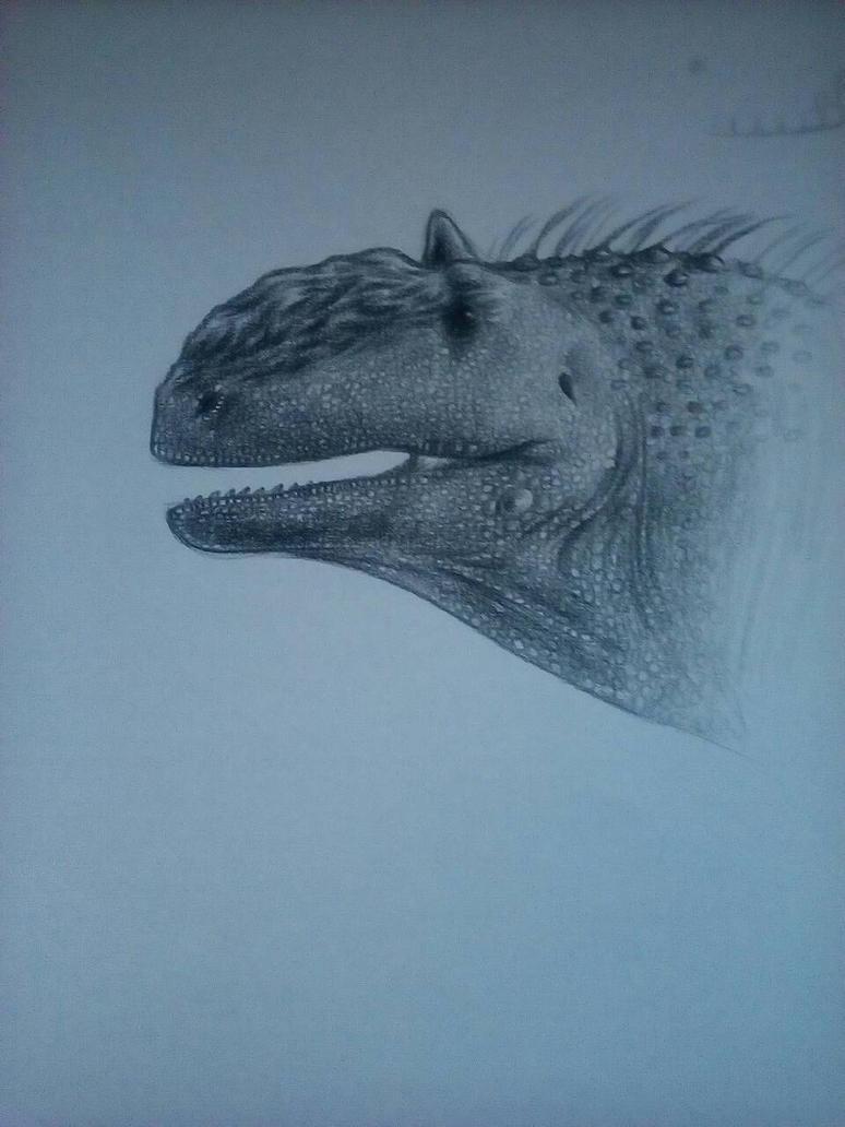 Majungasaurus crenatissimus by Spinosaurus14
