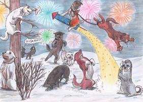New Year, New Tricks by Rayhaaja