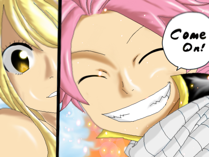 Fairy Tail 419 - Fairy Reunite! by TheNameIsSai