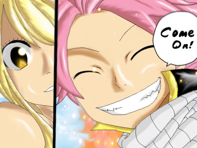 Fairy Tail 419 - Fairy Reunite! by TheNameIsSai