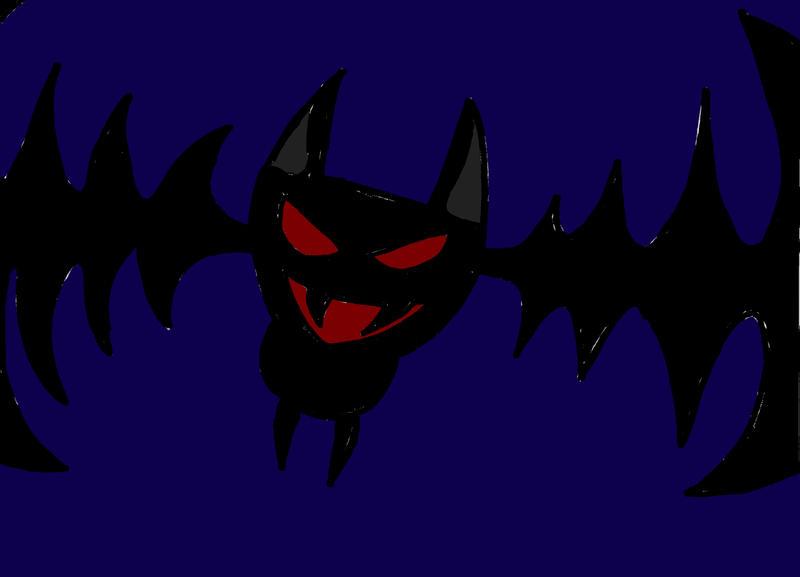 The demonized bat ID by baul104