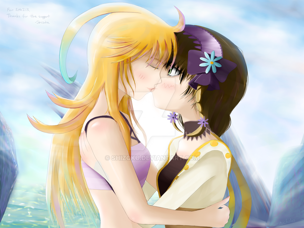 Milla and Leia by Shizoku
