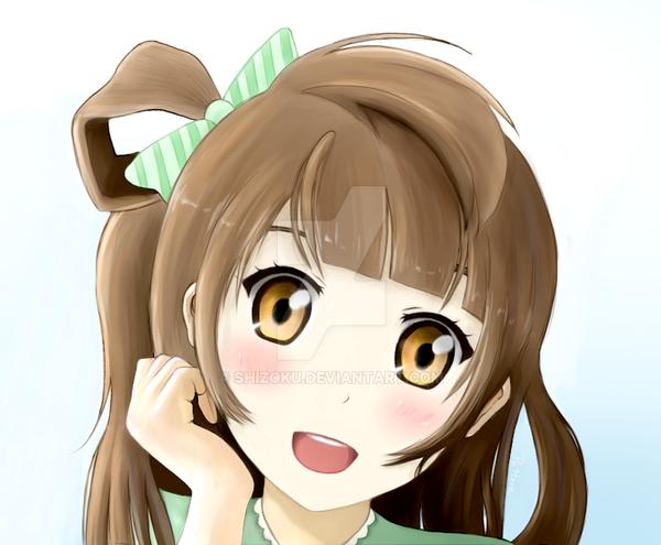 Happy Birthday, Kotori! by Shizoku