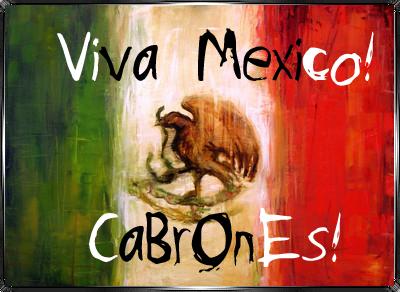 Viva Mexico Cabrones by Damagi01