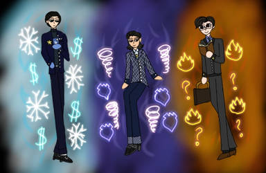 Criminal Case Ad Astra Outfits Part 2