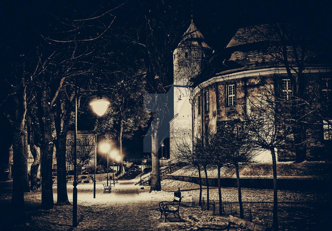 Castle in Swidwin (Poland) by KrzysztofSmejlis