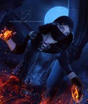 Assassin of the Flames by Jessicadants