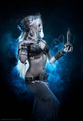 Ancient Goddess by Nefru-Merit