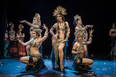 Ambrosia Glam Tribal @ Backstage Gala Show RFT 10 by Nefru-Merit