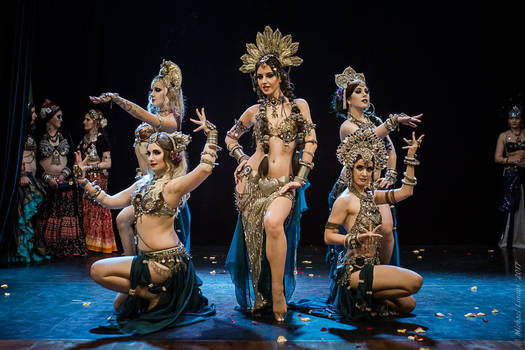 Ambrosia Glam Tribal @ Backstage Gala Show RFT 10