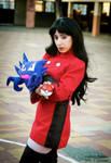 Gym Leader Sabrina - Pokemon