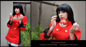 Pokemon cosplay - Sabrina