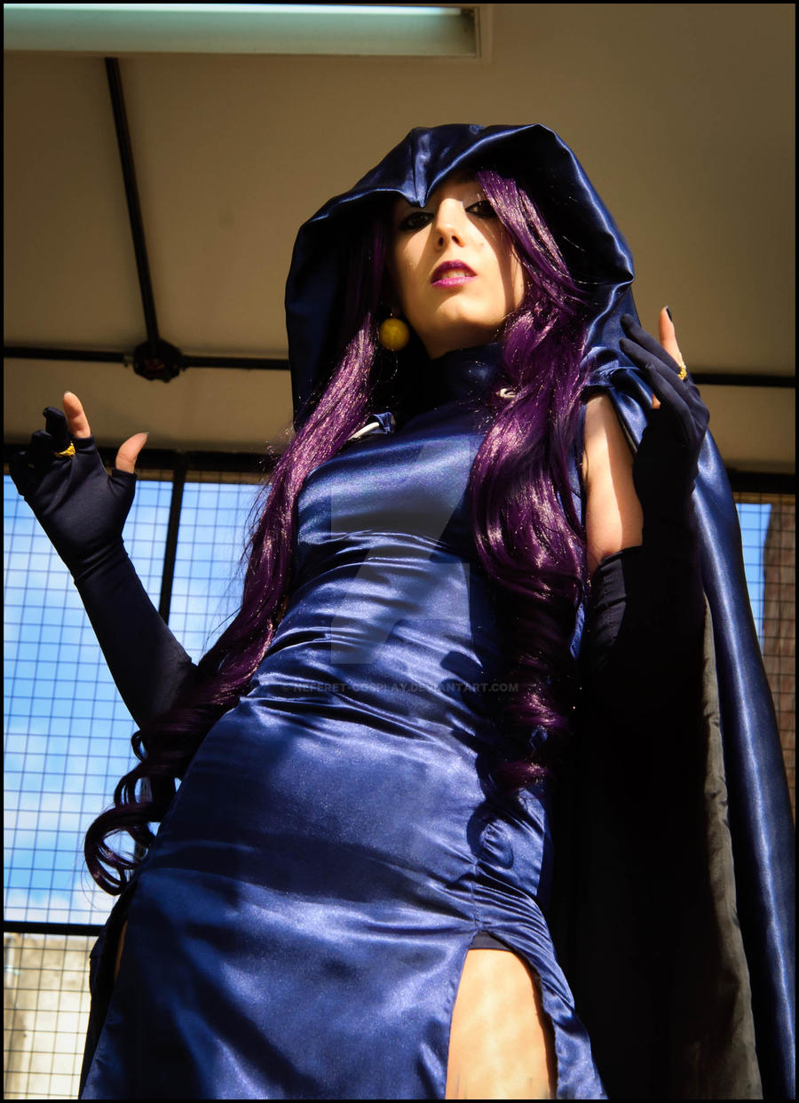 Raven - DC comics by Neferet-Cosplay