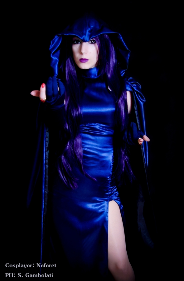 Raven - Teen Titans by Neferet-Cosplay