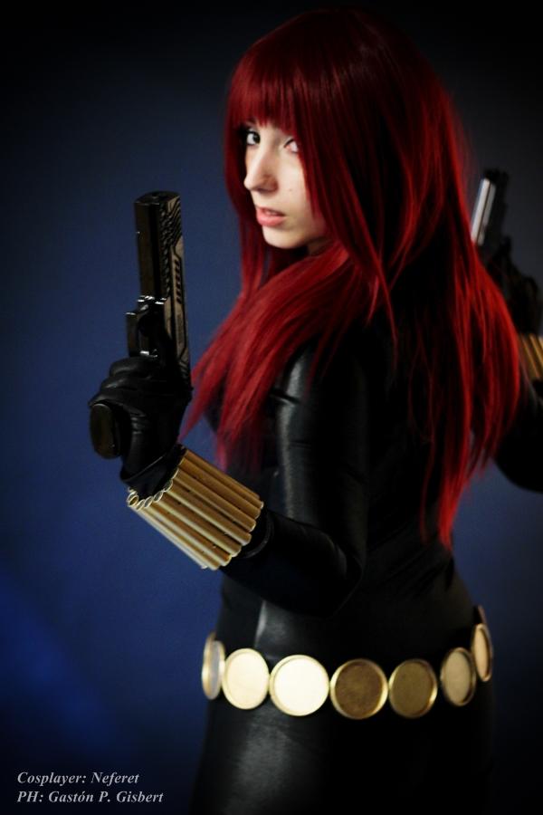 - Black Widow - by Neferet-Cosplay