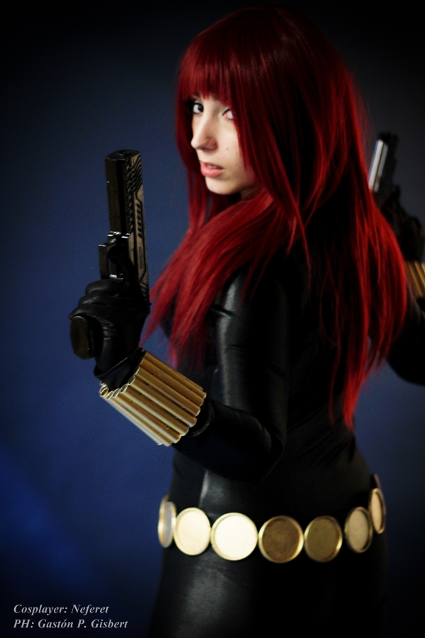 - Black Widow -