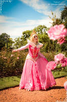 Princess Aurora -Sleeping Beauty by Neferet-Cosplay