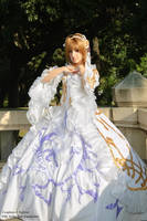 Princess Sakura - Tsubasa Reservoir Chronicles by Neferet-Cosplay
