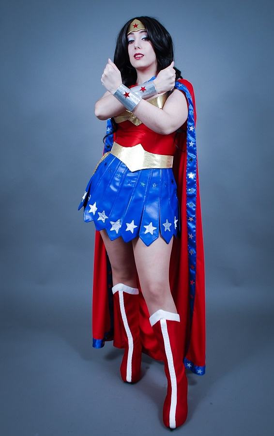 Wonder Woman - DC Universe Online by Neferet-Cosplay
