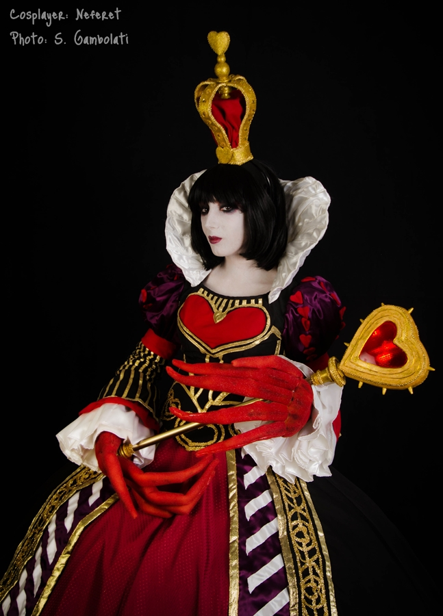 The Queen of Hearts by Neferet-Cosplay