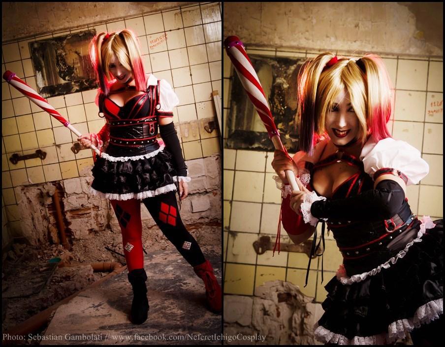 Harley Quinn - Batman: Arkham Knight by Neferet-Cosplay