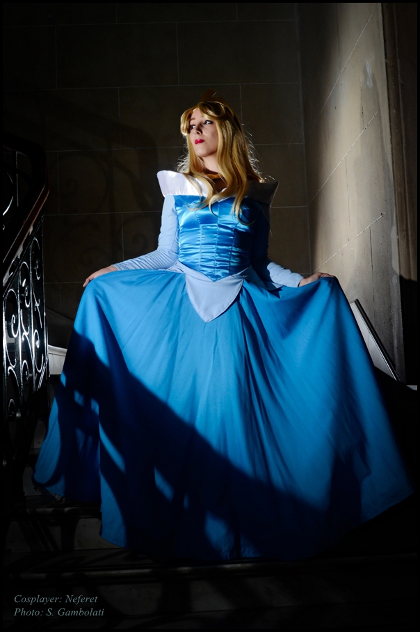 Sleeping Beauty - Princess Aurora by Neferet-Cosplay
