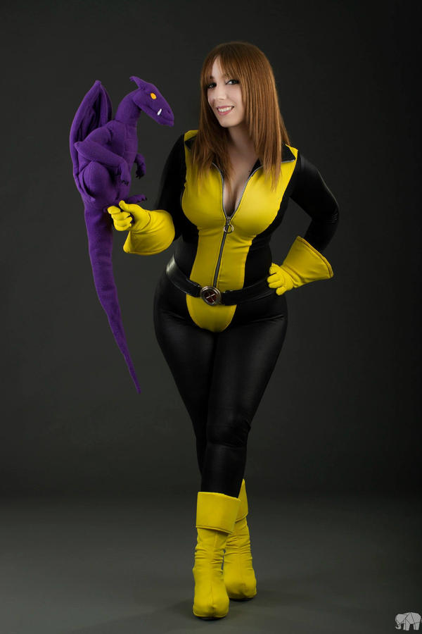 Kitty Pryde  X-Men  by...
