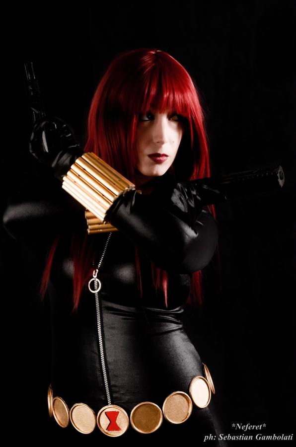 Black Widow - Marvel by Neferet-Cosplay