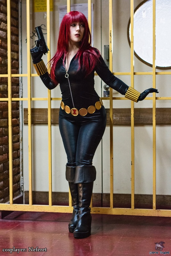 Black Widow by Neferet-Cosplay