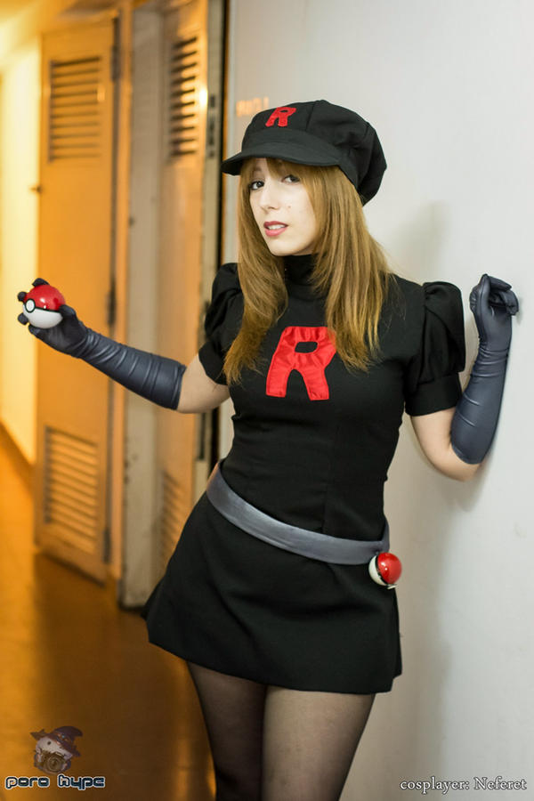 Team Rocket! Pokemon by Neferet-Cosplay