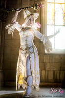 The Guardian of Time by Neferet-Cosplay