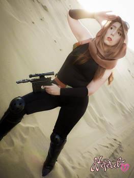 Mara Jade - Star Wars