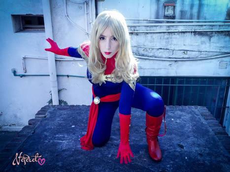 Captain Marvel!