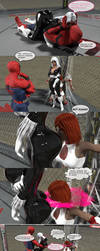 Felicia VS. Mary Jane Page 16 by bigotedeplorable