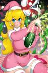 Christmas Peach