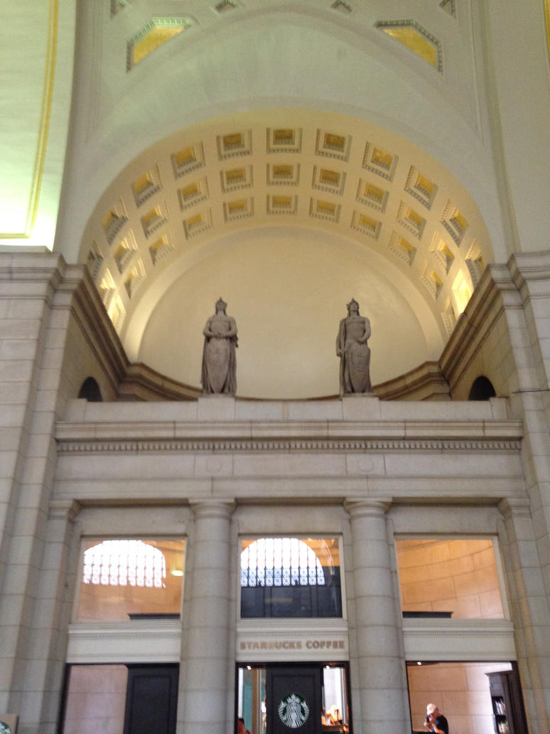 Union Station Interior 4 by poopDC