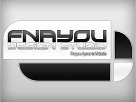 Fnayou Design Studio Logo 2 by Fnayou