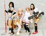 Girls of FFXIII