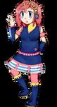 Commision: Kimine Kiichigo for EchoBlossom123