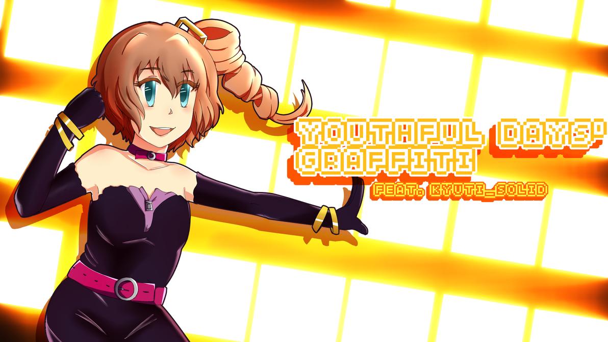 YOUTHFUL DAYS' GRAFFITI [Kyuti_SOLID VB DL] by hella-K