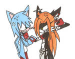 [ Request ] Micku and Elysha by YueJo