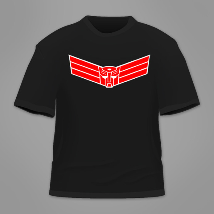 Autobot Elite Guard shirt by magnusalpha