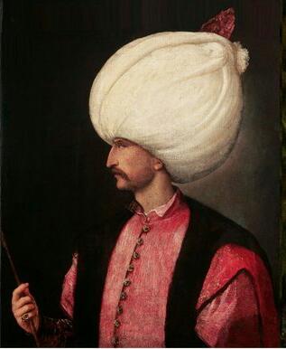 King Suleiman I Of Turkey by eduartinehistorise