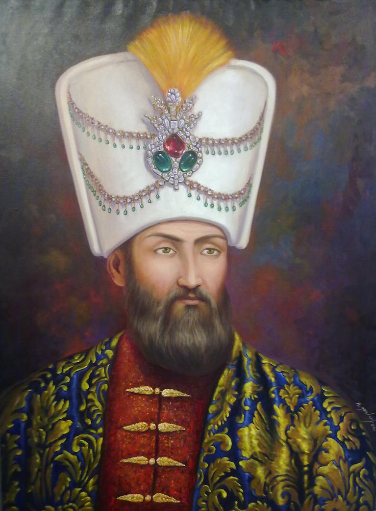 Ottoman Empire Sultan The Sultan Suleiman I ...